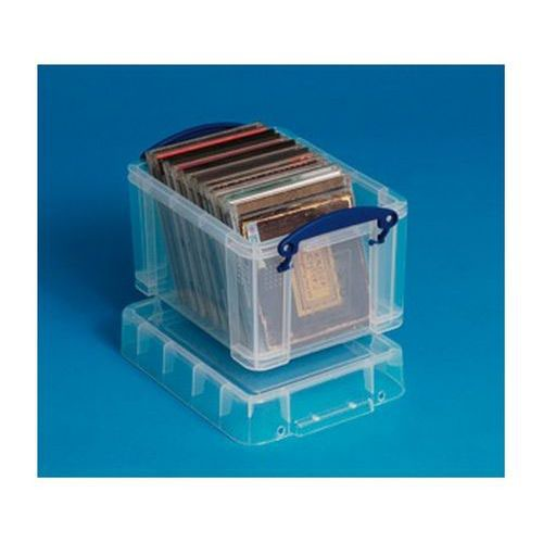 Really Useful 3 Litre Clear Box