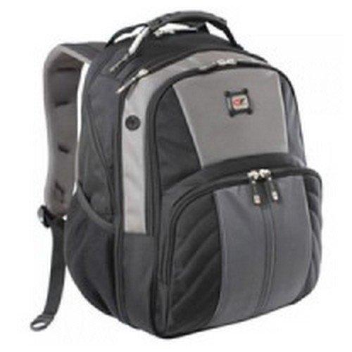 Gino Ferrari Astor Black Laptop Backpack GF502