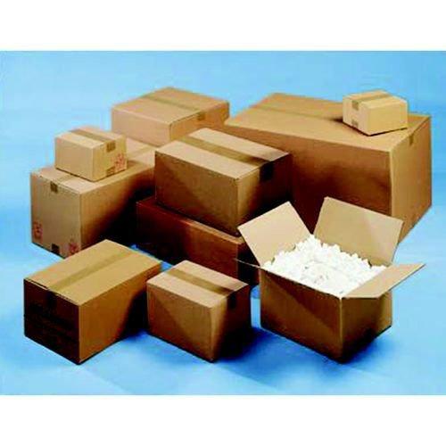 Jiffy Single Wall Carton 125 KS/T/B A4 4 Ream 305x229x229mm Pack 25