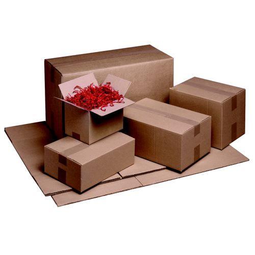 Jiffy Double Wall Carton 305x305x305 Pack 15