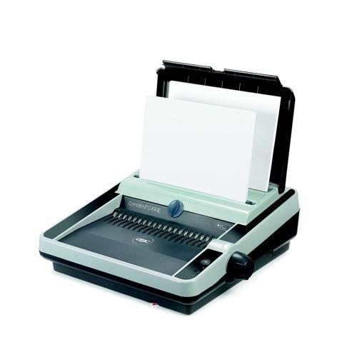 GBC CombBind C450E Comb Binding Machine 4400421