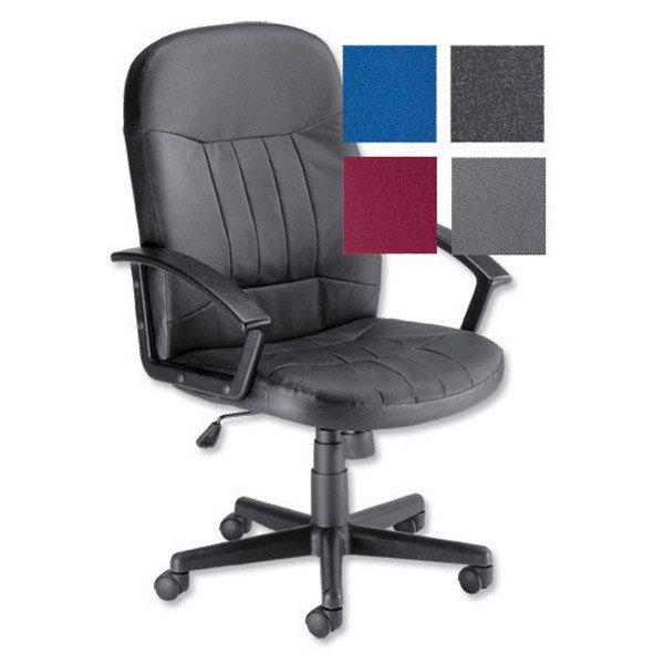 Initiative County Chair Leather