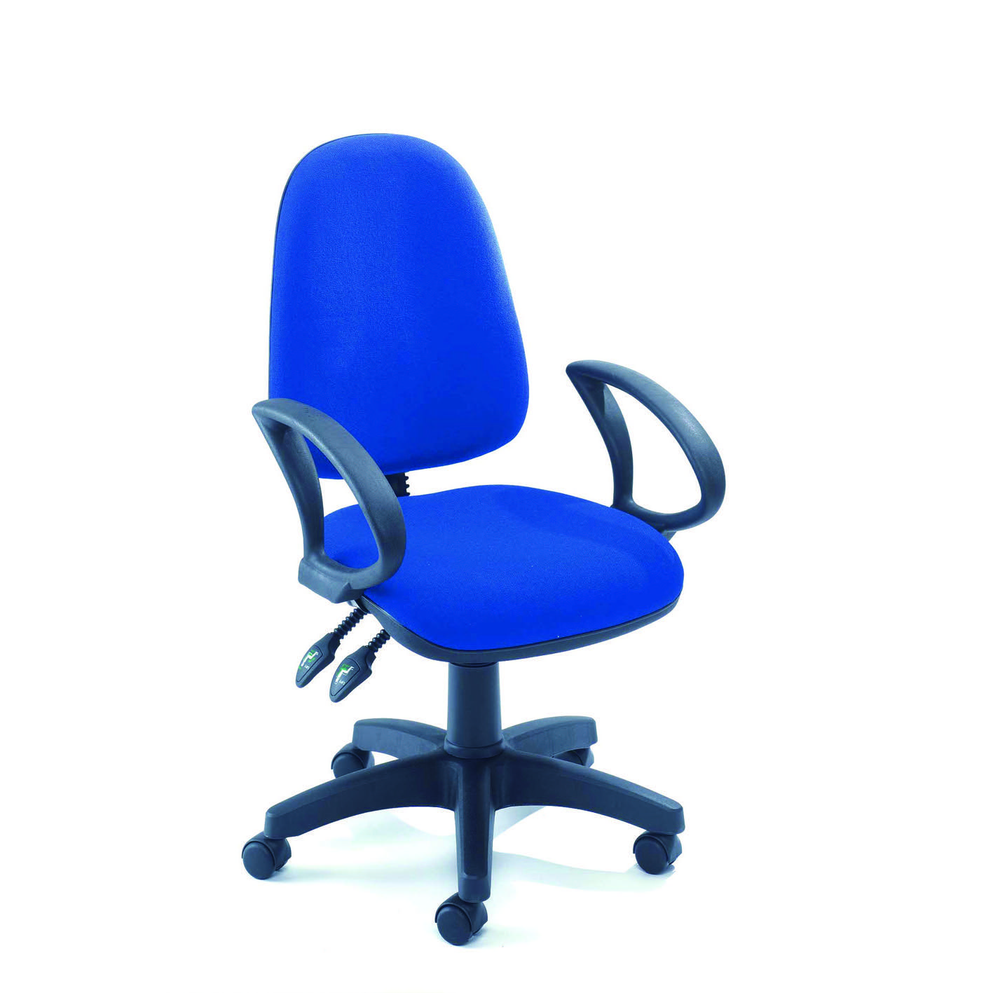 Initiative High Back Tilt Chair Royal Blue