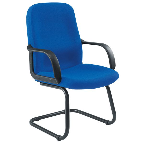 Initiative Visitor Chair Blue