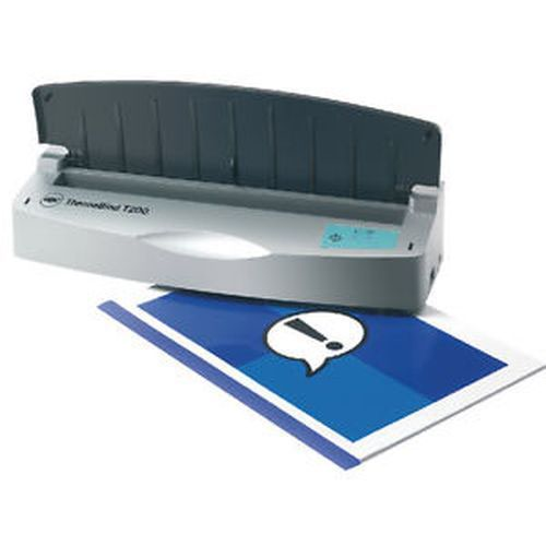 GBC ThermaBind T200 Thermal Binder With Adjustable Heat Settings