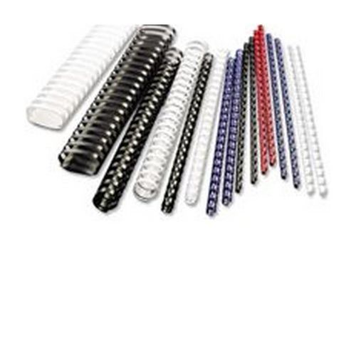 GBC Black CombBind 38mm Binding Combs (Pack of 50) 4028205U