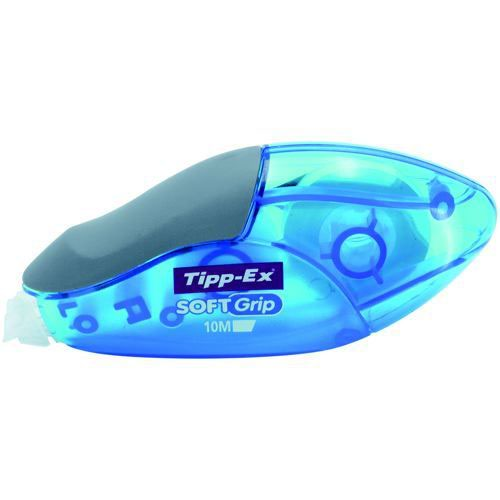 Tipp-Ex Soft Grip Correction Tape 10m