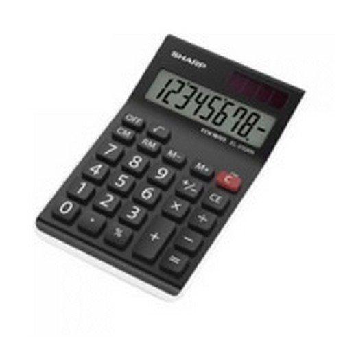 Sharp EL310AN Semi-Desk Calculator