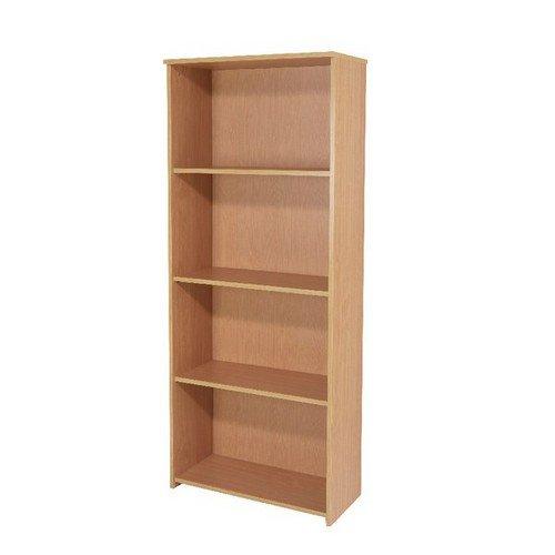 Initiative 1775mm Bookcase Beech