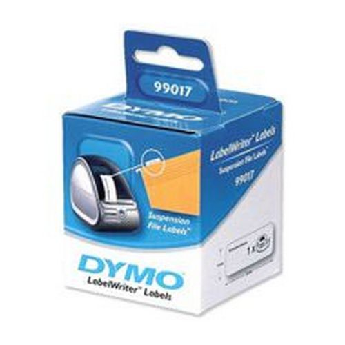 Dymo White Suspension File Label 50x12mm (Pack of 220) S0722460