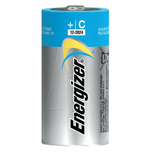 Energizer Advanced E93 C Batteries (Pack of 20) E300488100