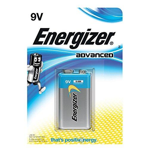 Energizer Advanced 522 9V Batteries (Pack of 20) E300488300