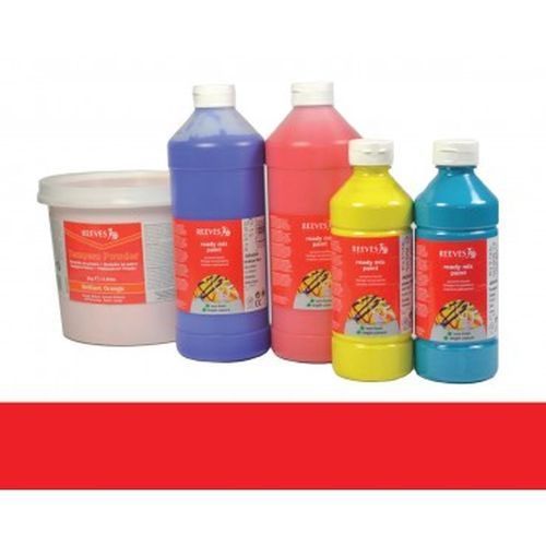 Brill/Red Reeves Redimix Paint 500Ml