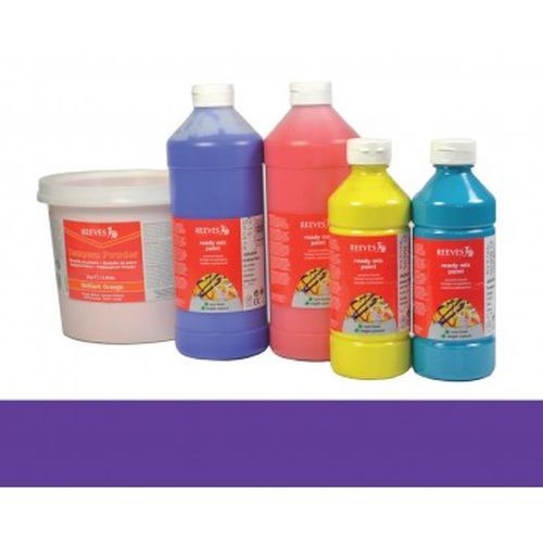 Purple Reeves Redimix Paint 500ml