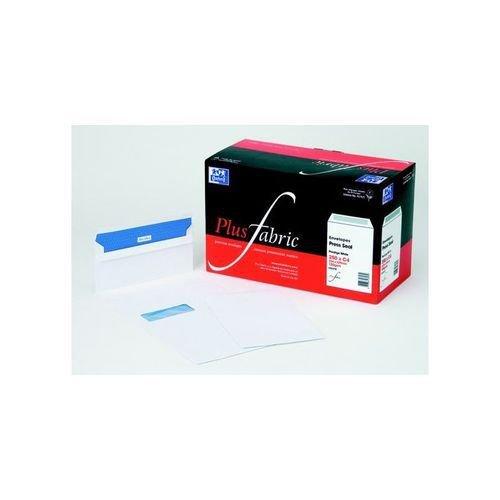 Plus Fabric Envelope 89x152 Press Seal Pack 500