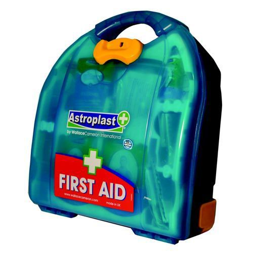 Wallace Cameron BSI Standard Small First Aid Kit