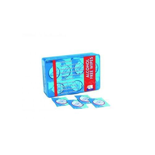 Wallace Cameron Alcohol Free Wipes Pack 100