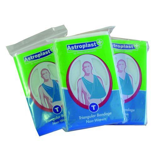 Wallace Cameron Triangular Bandages Pack 6