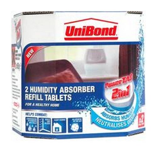 Image for Unibond Humidity Absorber Large Refill