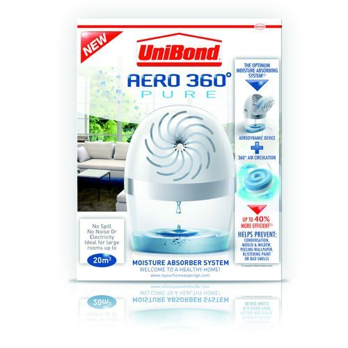 Image for Unibond Humidity Absorber Small Refill