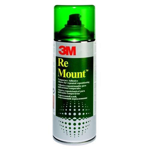 3M Remount Adhesive Spray 200ml