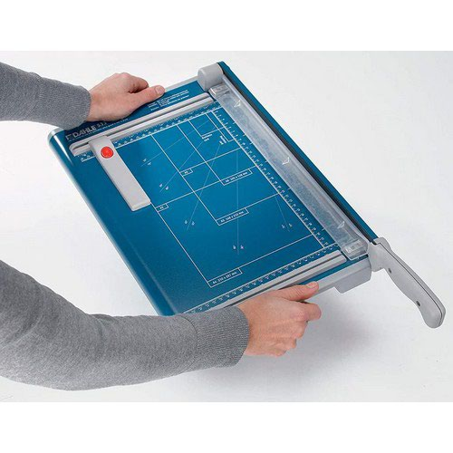 Dahle 4 Professional Guillotine Cutting Length 340 mm/Cutting Capacity 15 Sheets