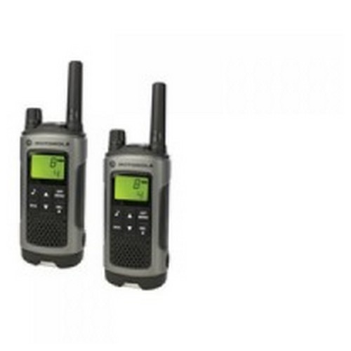 Image for Motorola TLKR T80 Is A 8 Channel Walkie Talkie With A Range Of 10km LCD Backlit Display + Caller ID