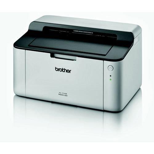 Brother HL-1110 Mono Laser Printer White HL1110