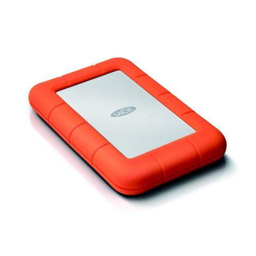 )LaCie 301983 Rugged 500GB USB 3.0