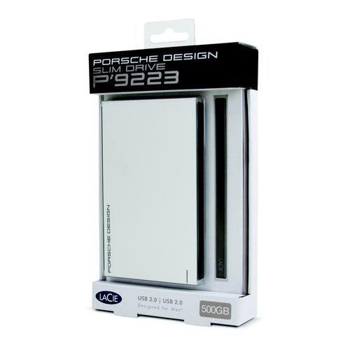 )LaCie 2TB Porsche Design 2.5 USB 3.0