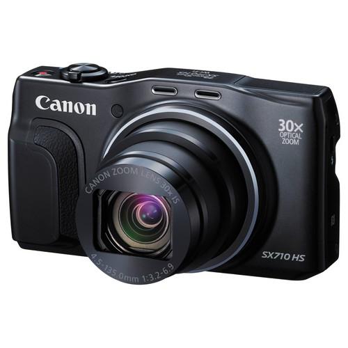 Image for )Canon PowerShot SX710 HS Black