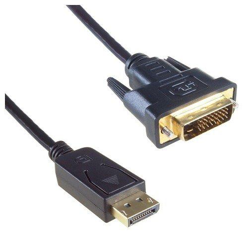 Connekt Gear DisplayPort to DVI Display Cable 2m 26-6120