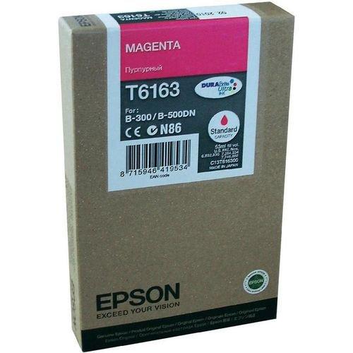 Epson B-500DN Standard Capacity Inkjet Cartridge Magenta C13T616300