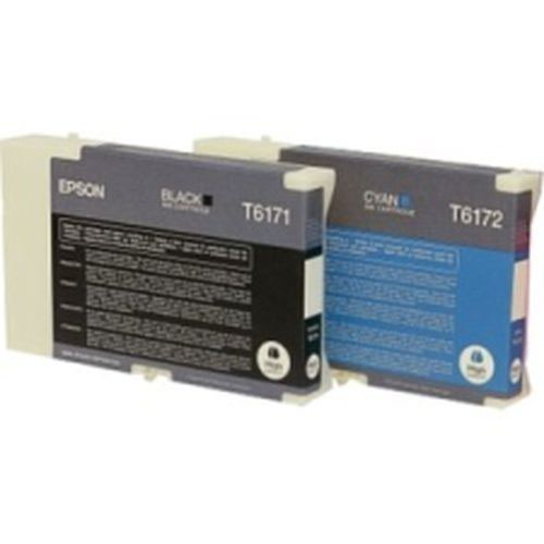 Epson B-500DN High Capacity Inkjet Cartridge Cyan C13T617200
