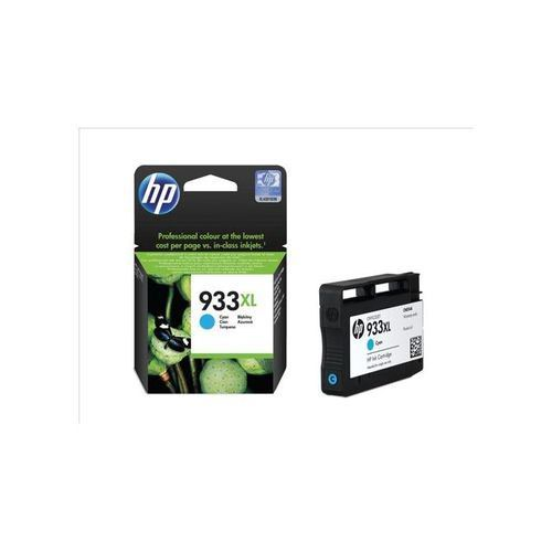 Hewlett Packard CN054AE 933XL Hi Capacity Cyan Ink Cartridge