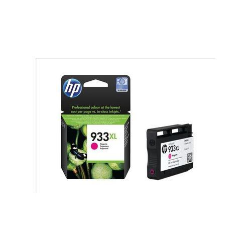 Hewlett Packard CN055AE 933XL Hi Capacity Magenta Ink Cartridge