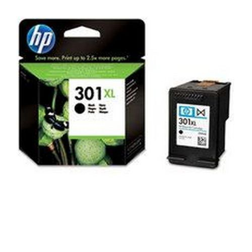 HP 301XL Black Ink (Pack of 1)CH563EE