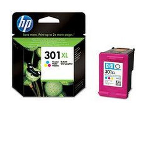 Hewlett Packard No 301XL Tri Colour Ink Cartridge CH564EE