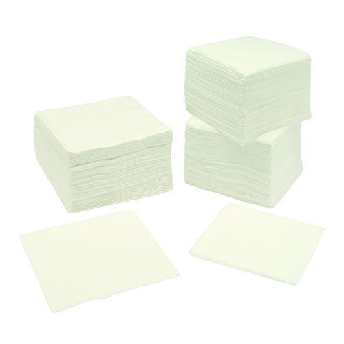 2 Ply Napkin 400x400mm 250 Sheets White