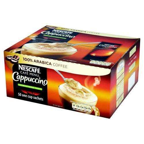 Nescafe Cappuccino Instant Coffee 500g