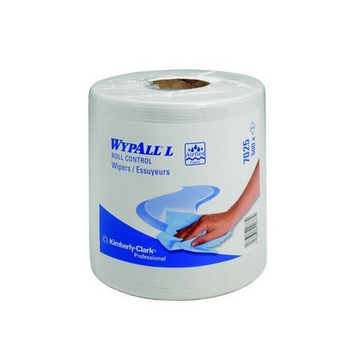 Wypall L10 Wipers Centrefeed Airflex 500 Sheets per Roll 206x380 White