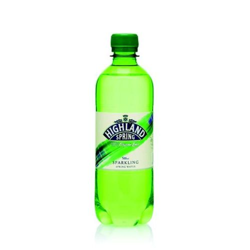 Highland Spring Sparkling 500ml Pack 24