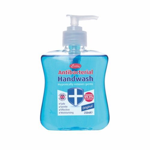 250ml Anti-bacterial Hand Wash (Pack of 2) KCWMAS/2