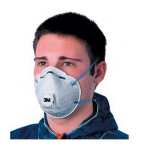 3M FFP2 Valved Respirator 8822 (Pack of 10) GT500075202