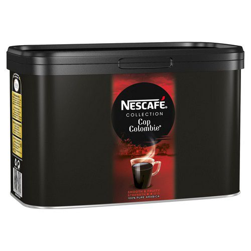 Nescafe Cap Colombie Instant Coffee Tin 500g