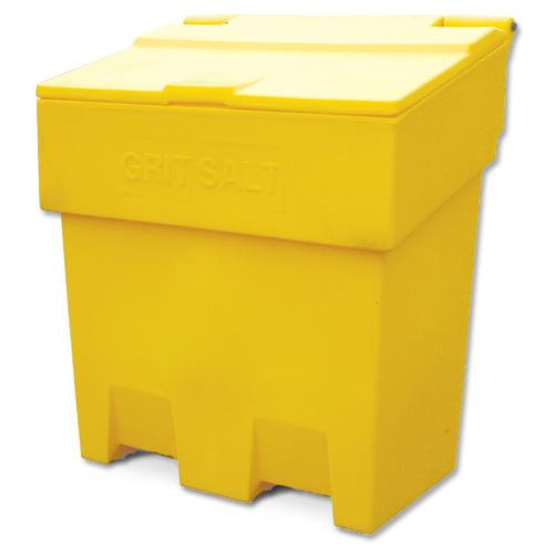 Charles Bentley Grit and Salt Bin Polyethylene Capacity 240kg Weight 14kg