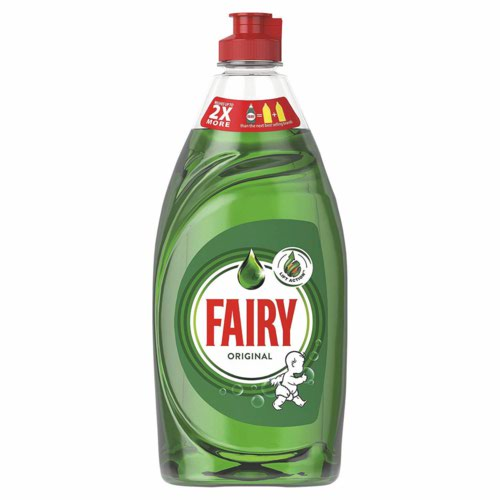 Fairy Washing-up Liquid Original 500ml Pack 2