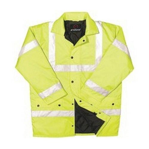 Proforce Yellow High Visibility Site Jacket Class 3 EN471 XL HJ03YLXL