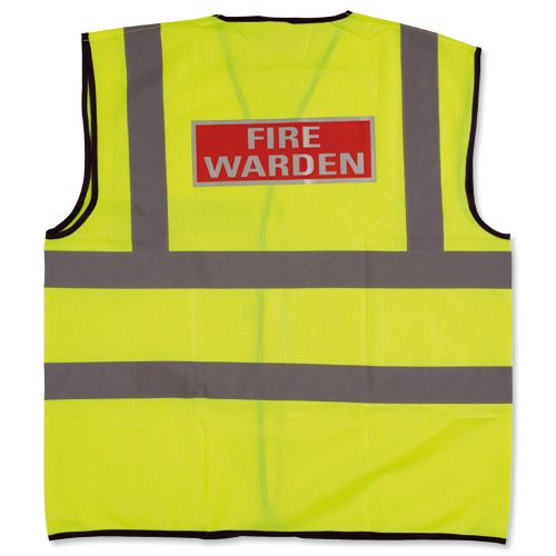 IVG Fire Warden Vest Large