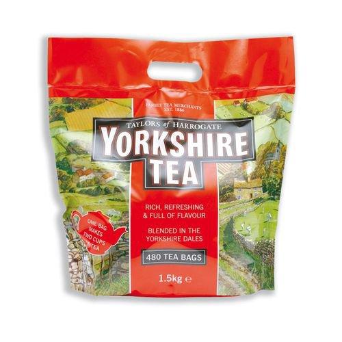 Yorkshire Tea Bags Pack 480